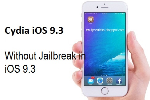 Cydia for ios without jailbreaking