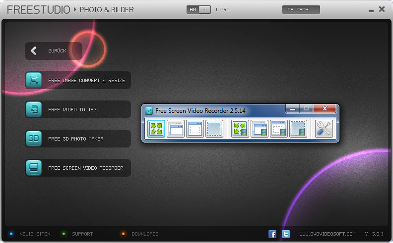 download vidyo screen recorder