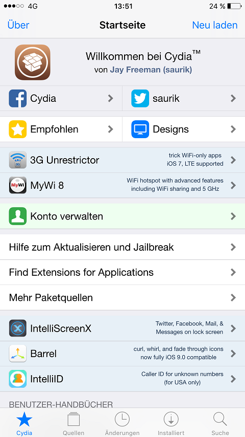 jailbreak iOS 9.3.5 using Cydia impactor