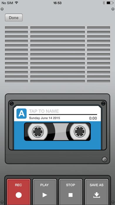 record voice on mac