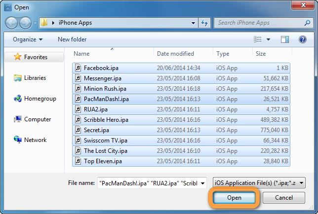 install ipa4ios